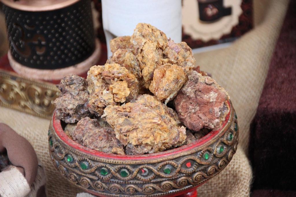 Myrrhe - einst eine der wertvollsten Räuchersubstanzen auf der Welt